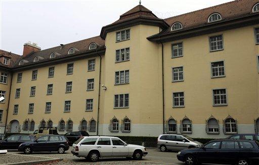 Zurich-district-prison