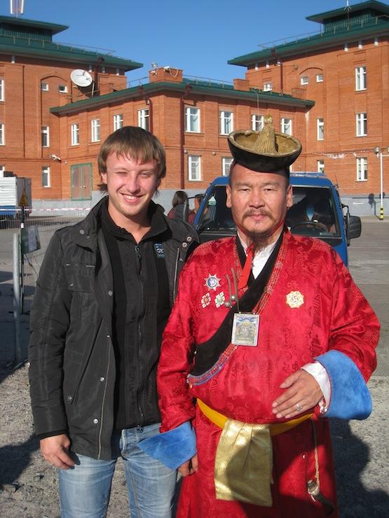 Stas-Mongolia
