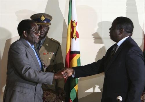 Mugabetsvangirai